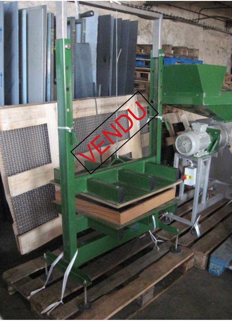 Pressoir à cric hydraulique manuel 8 Tonnes
